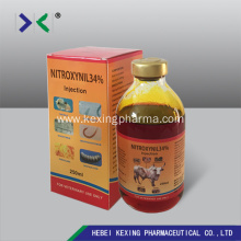 Nitroxinil Injection 34% (veterinary medicine)